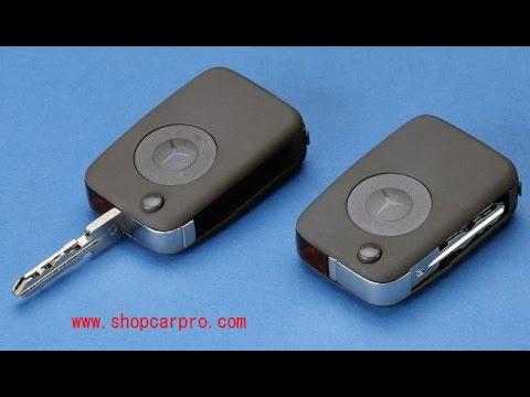 Mercedes benz r129 sl early key fob remote battery removal for Mercedes benz key battery