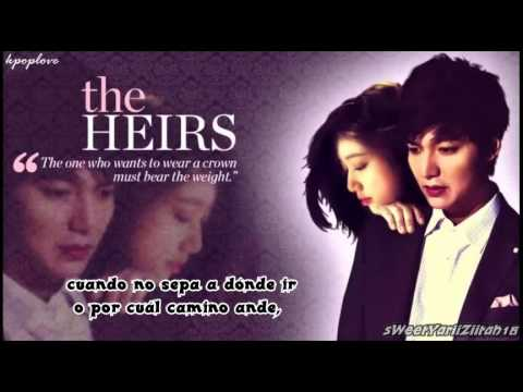 [The Heirs OST] Park Jang-hyun - Two People (Sub. Español)