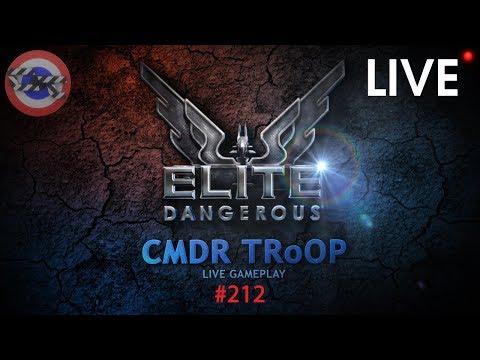 🌌Elite Dangerous - Horizons Live Gameplay #212 (NL) Conflict Zone in Amun