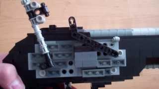 Lego Handguns: Flintlock Pistol ( Dueling Pistol )