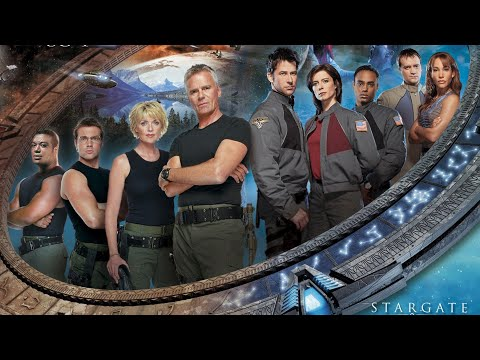 STARGATE SG1 & ATLANTIS - Full Original Soundtrack OST