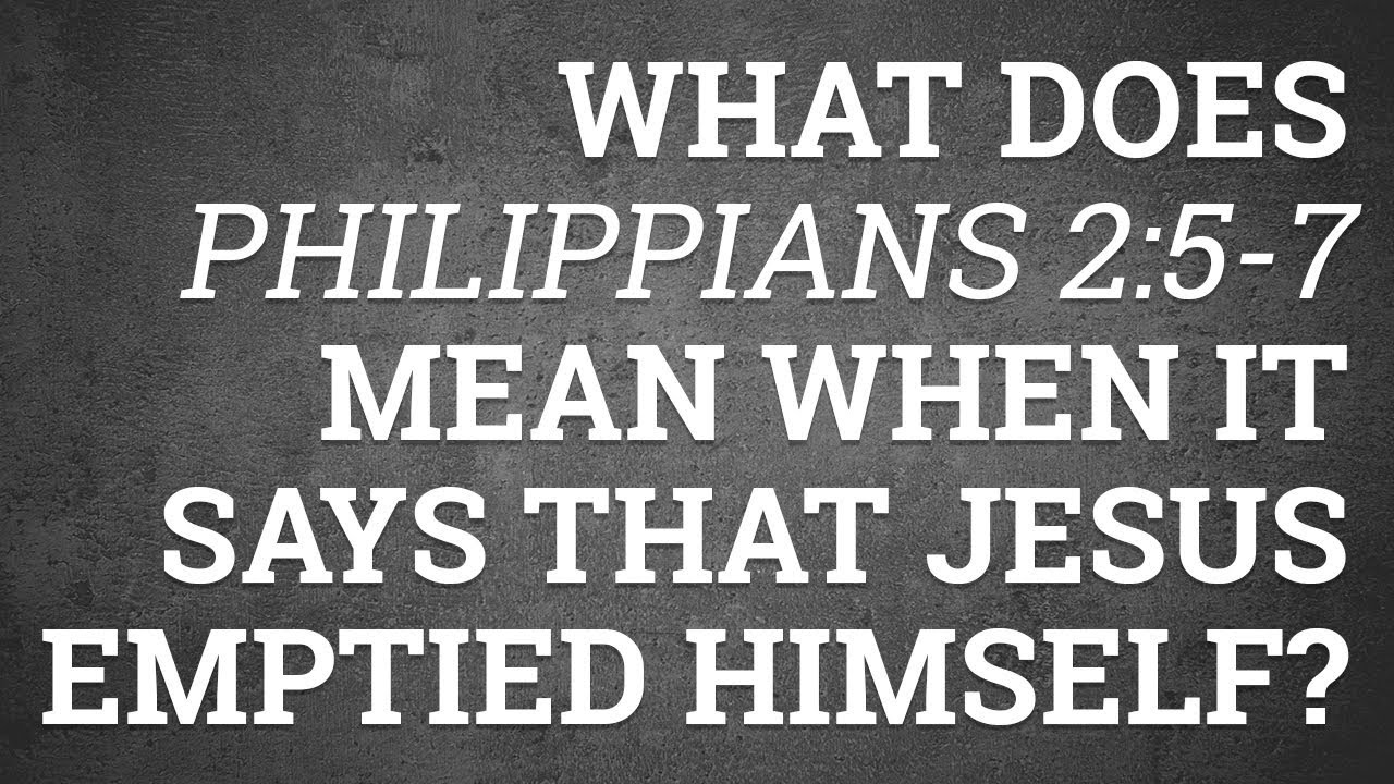 Image result for PHILIPPIANS 2:5-11