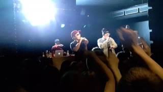 Teflon Brothers - Ay Ay Ay (Live 21.10.2016)