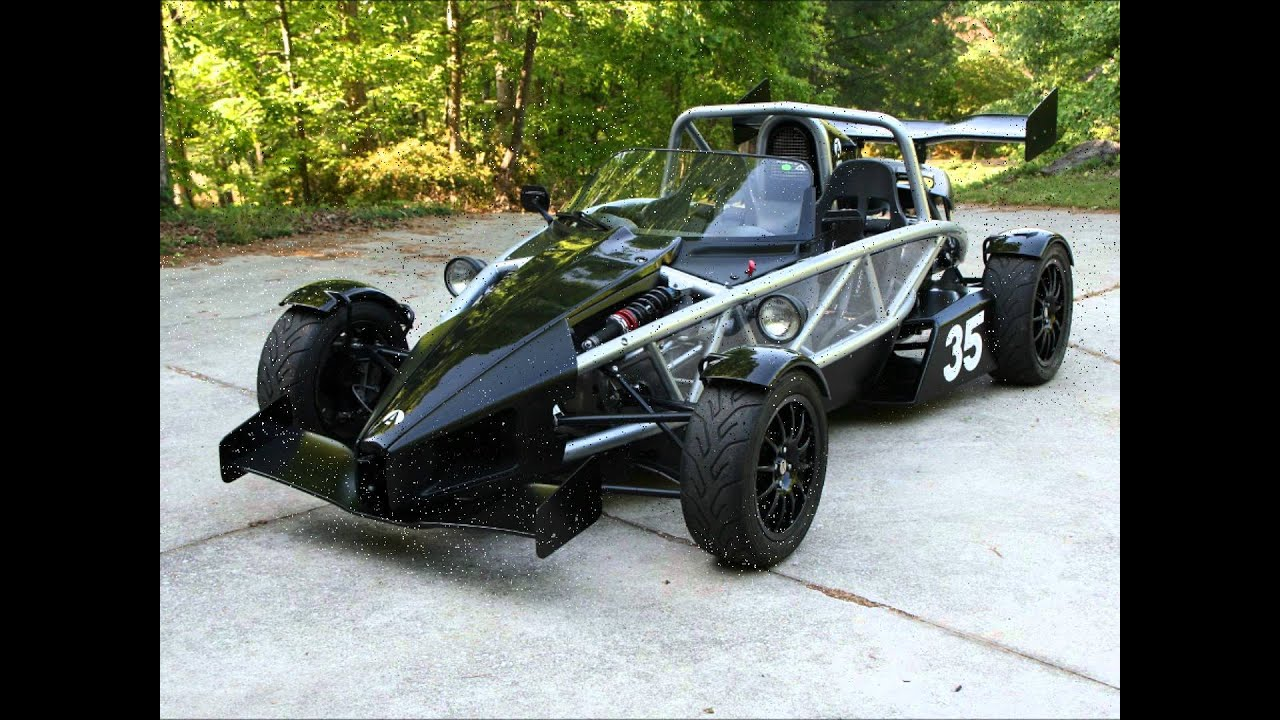 Ariel Atom For Sale - $62,800 - YouTube