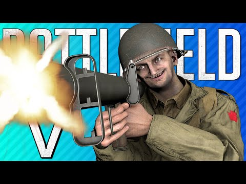 BUMBLING IDIOTS STORM IWO JIMA | Battlefield V