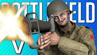 BUMBLING IDIOTS STORM IWO JIMA   Battlefield V