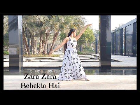zara-zara-behekta-hai- -dance-cover- -monalisa