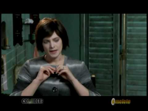 "Ashley Greene: ""The Twilight Saga: New Moon"" Interview on Set"