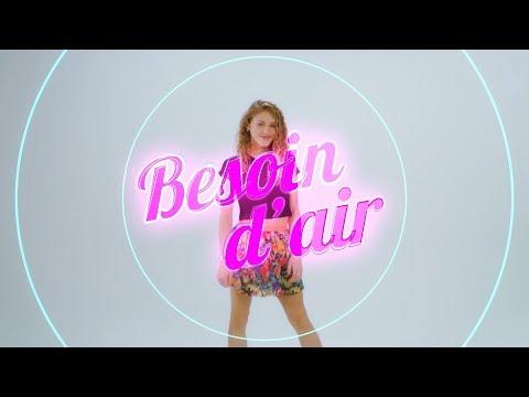 Смотреть клип Lou - Besoin D'Air
