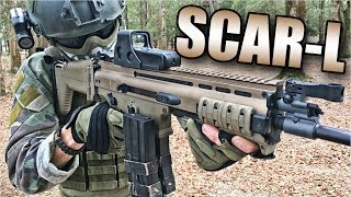 THIS SCAR-L DESTROYS! | Wasteland Ops Airsoft | Part 3: Ep. 1 - VFC SCAR-L Gameplay