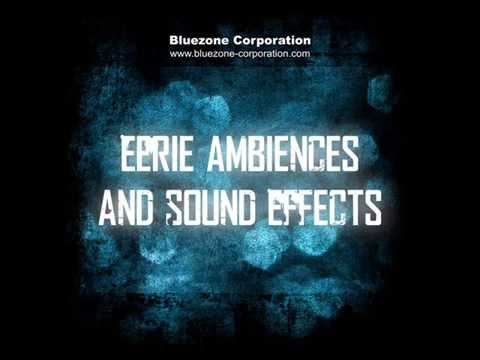 Eerie Sounds - Dark Ambiences - Scary Sound Effect - Dark Cinematic Sample Library
