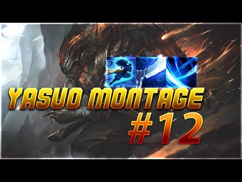 Yasuo Montage 12 - Best of Plays Yasuo 2019 ( League of Legends ) thumbnail
