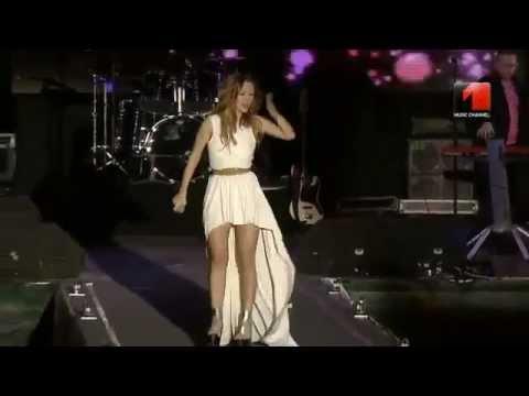 Dj Project & Adela Popescu - Bun Ramas (LIVE) RMA 2012 Craiova
