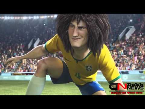 ISL Hero Indian Super League 2017 Animated Theme Song Lets Football Video