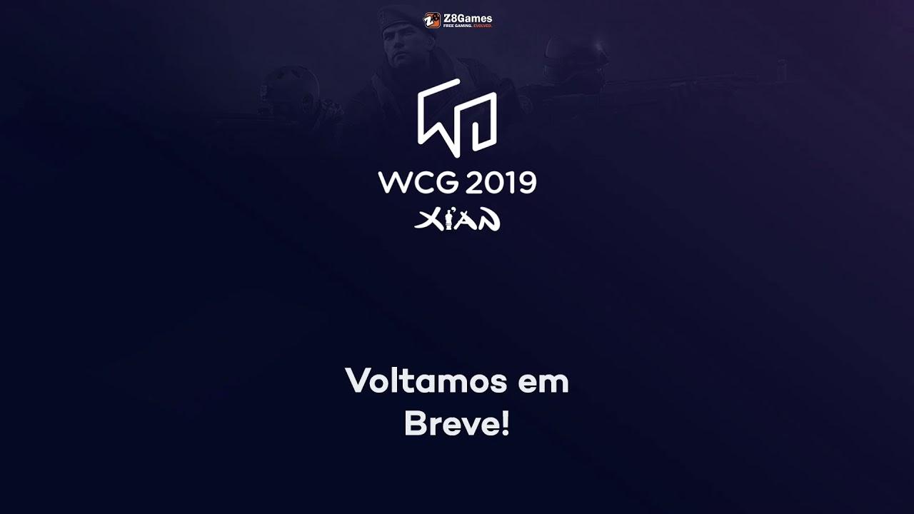 WCG 2019 - Retransmissao PT-BR - YouTube