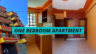 APARTMENT TOUR| ONE BEDROOM APARTMENT TOUR 2020 | EMPTY HOUSE TOUR 2020(Nairobi, Kenya)