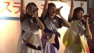 福生七夕まつり2015 SiAM&POPTUNe(シャムポップチューン) 夏に恋して 20...
