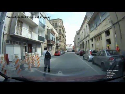 Bad Drivers of Uruguay #20