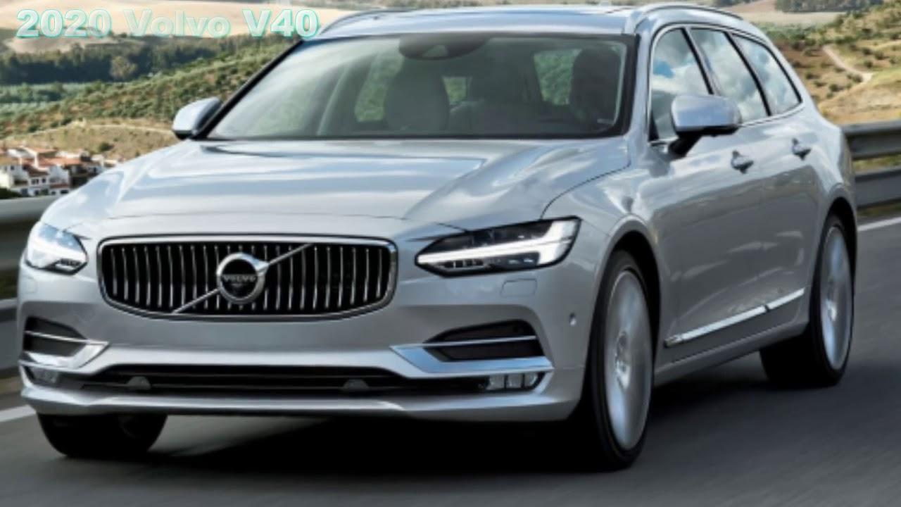 2020 Volvo V40