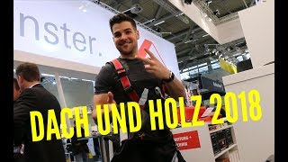Dachdecker / DACH UND HOLZ! 2018