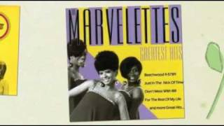 THE MARVELETTES you should know