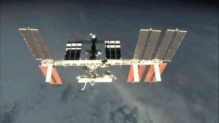 Robonaut STS-133 Trailer