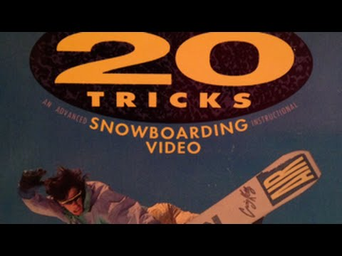 20 Tricks Snowboarding video