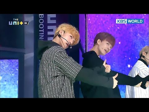 IM interprets Seventeen's 'Very Nice' perfectly & gets Super Boot! [The Unit/2017.12.14]