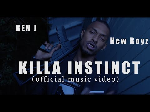 Ben J (New Boyz) - Killa Instinct (Official Music Video)