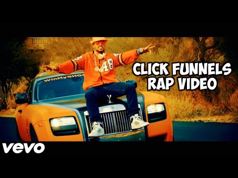 Chris Record - Click Funnels Rap ft. Sunny D (Official Music Video)