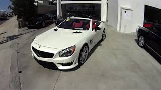 2013 Mercedes-Benz SL 63 AMG Automatic Convertible