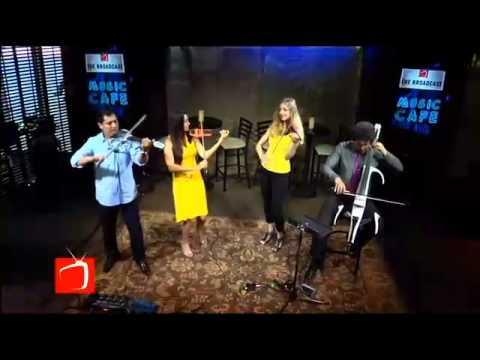 The Broadcast Music Cafe - Dallas String Quartet