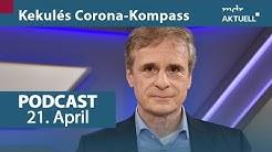 Podcast - Kekulés Corona-Kompass #30: Auslandsurlaub 2020 noch nicht abhaken | MDR aktuell | MDR