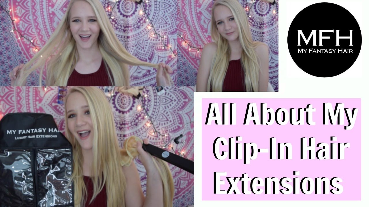 All about my hair extensions my fantasy hair youtube all about my hair extensions my fantasy hair pmusecretfo Gallery