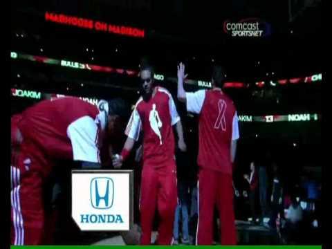 Chicago Bulls Intro 2010/11 with Carlos Boozer