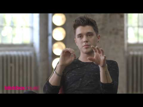 Union J's JJ interviewed by blinkbox Music