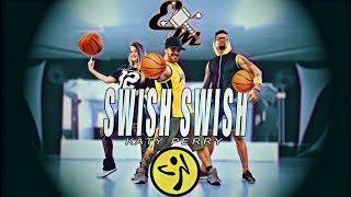 Katy Perry - Swish Swish (Version Zumba) Ft. Nicki Minaj - Choreography Equipe Marreta
