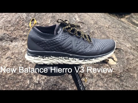 New Balance Hierro v3 Review
