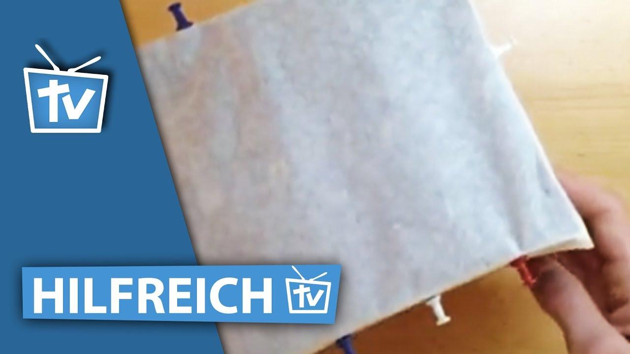 Extrem Lochkamera bauen - Fotoapparat basteln - YouTube CO12