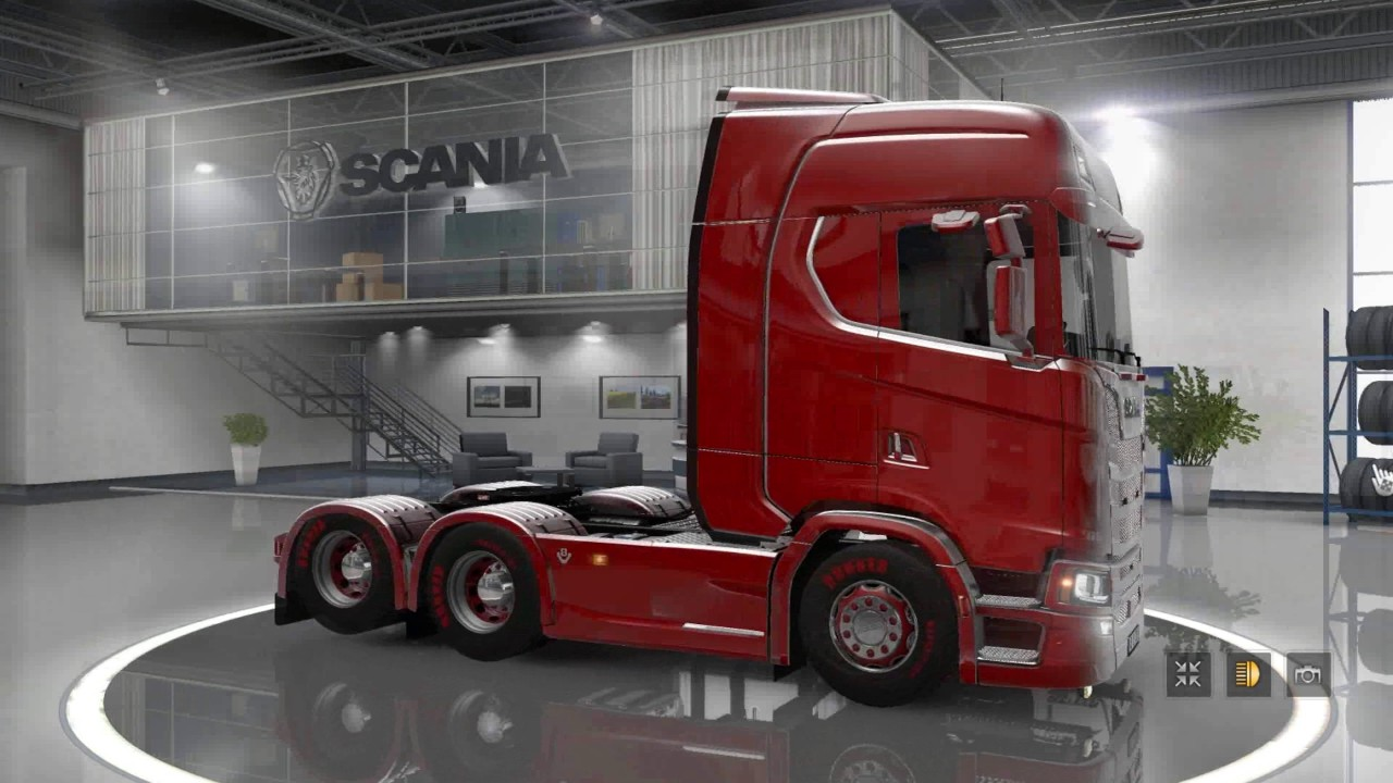 ets2 euro truck simulator 2 scania s730 v8 new generation. Black Bedroom Furniture Sets. Home Design Ideas