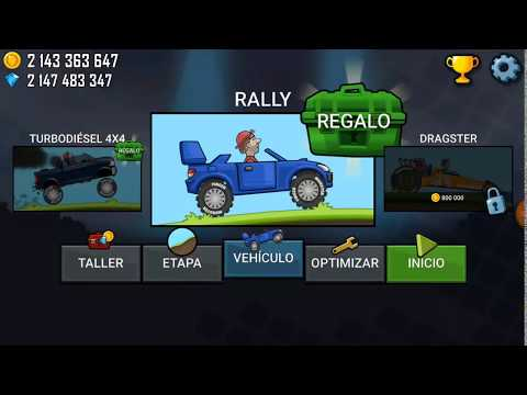 HILL CLIMB RACING MONEDAS Y DIAMANTES INFINITOS HACK MOD APK  1.40.0 | ANDROID_MOD