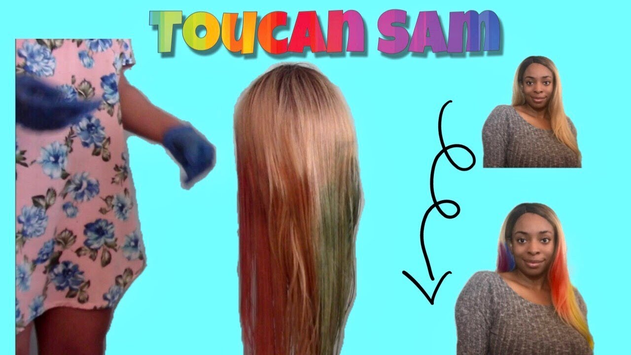 Can You Dye A Synthetic Wig With Food Coloring Anna Bellas Xo