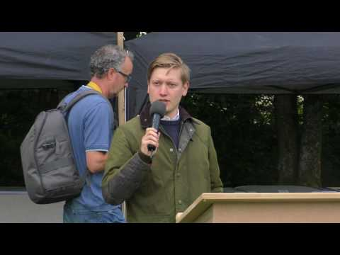 Hen Harrier Day - Forest of Bowland - 2017. PART 2