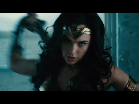 Wonder Woman | official trailer Comic-Con (2016) Gal Gadot DC Universe