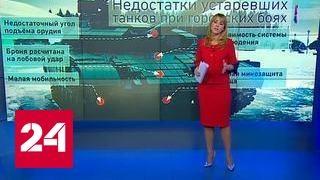 Британский журналист снял на видео украинские танки в Авдеевке(Подпишитесь на канал Россия24: https://www.youtube.com/c/russia24tv?sub_confirmation=1