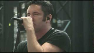 Nine Inch Nails (NIN) / The Wretched (soundcheck at the Treptow Arena), Berlin 2009