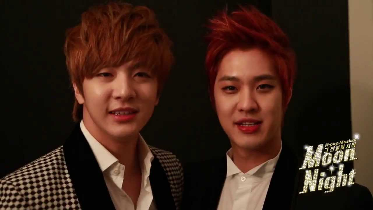 """MOON NIGHT MBLAQ SEUNGHO & CHEON DUNG """"STEP BY STEP"""""""