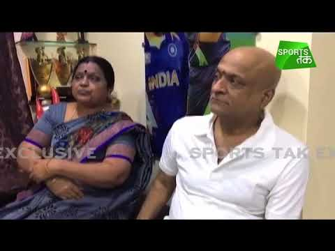 EXCL: 1st Reax Of Rohit Sharma's Parents After 208 At Mohali   Sports Tak