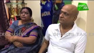 EXCL: 1st Reax Of Rohit Sharma's Parents After 208 At Mohali | Sports Tak