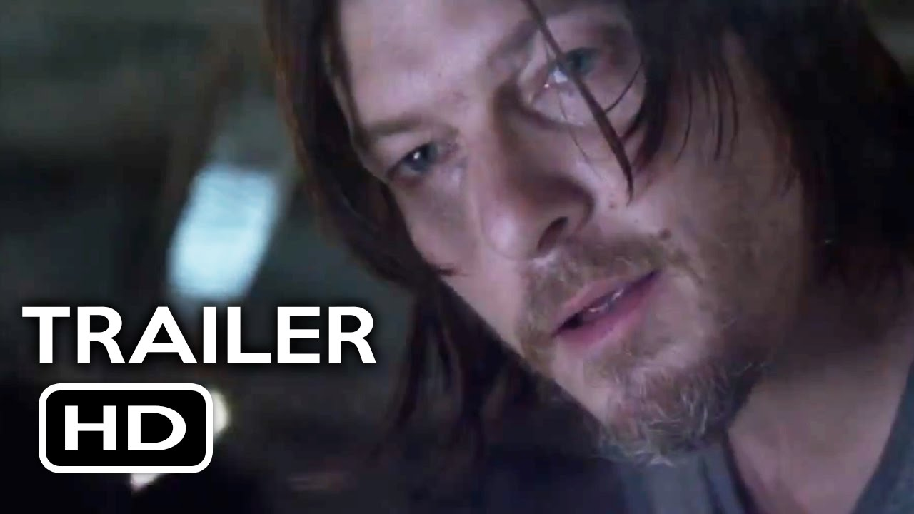 Air Official Trailer #1 (2015) Norman Reedus Sci-Fi Movie HD